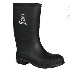 "BNIB Kamik ""Stomp"" Rain Boots (Boys)"